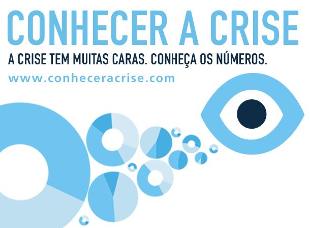 Website Conhecer a Crise