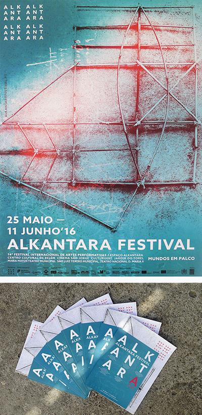 ALKANTARA FESTIVAL 2016<br />VISUAL IDENTITY