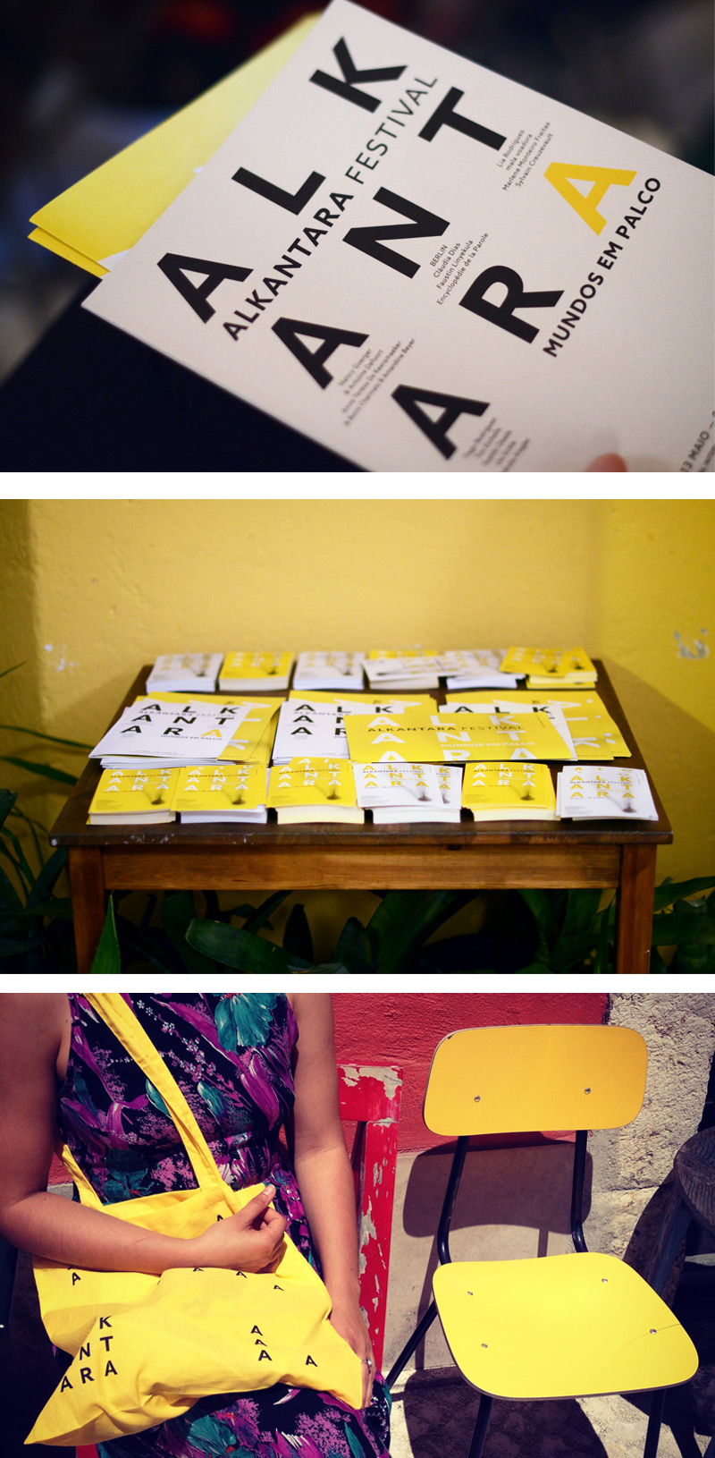 ALKANTARA FESTIVAL 2014 <br> Visual identity