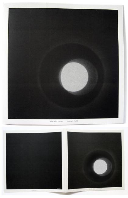 LP Dias das Cinzas <br> de Manuel Mota